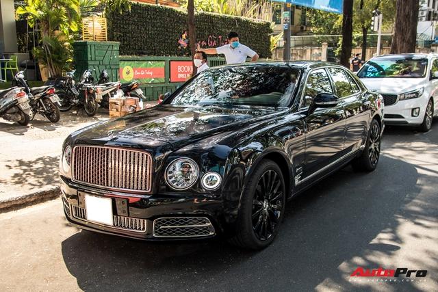 Bentley Mulsanne W.O Edition hàng hiếm âm thầm về Việt Nam với nhiều trang bị độc nhất vô nhị - Ảnh 1.