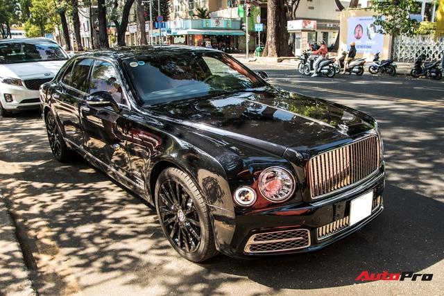 Bentley Mulsanne W.O Edition hàng hiếm âm thầm về Việt Nam với nhiều trang bị độc nhất vô nhị - Ảnh 12.