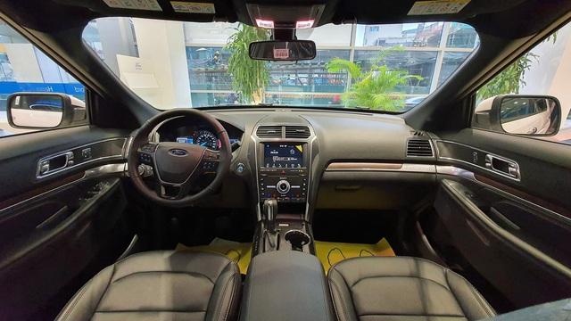 Những mẫu xe bán dưới giá niêm yết sắp có phiên bản mới tại Việt Nam: Ford Explorer 2021 dự kiến về nước giữa năm sau - Ảnh 2.