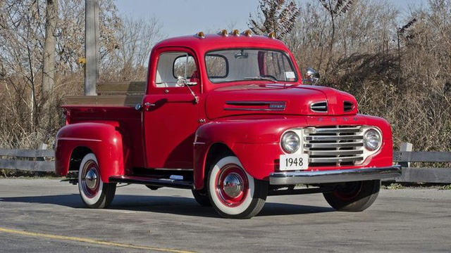 Ford F-Series: Xe đỉnh nhất lịch sử Bắc Mỹ đã thay đổi thế nào qua 72 năm? - Ảnh 1.