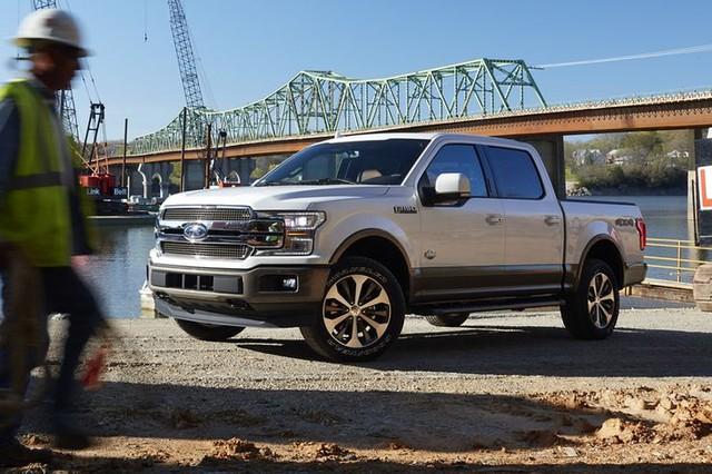 Ford F-Series: Xe đỉnh nhất lịch sử Bắc Mỹ đã thay đổi thế nào qua 72 năm? - Ảnh 15.