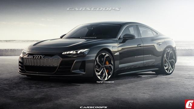 Biết gì về Audi E-Tron GT sắp ra mắt đấu Porsche Taycan?