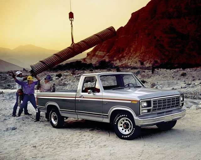 Ford F-Series: Xe đỉnh nhất lịch sử Bắc Mỹ đã thay đổi thế nào qua 72 năm? - Ảnh 7.