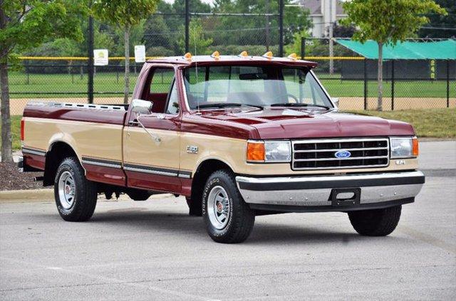 Ford F-Series: Xe đỉnh nhất lịch sử Bắc Mỹ đã thay đổi thế nào qua 72 năm? - Ảnh 8.