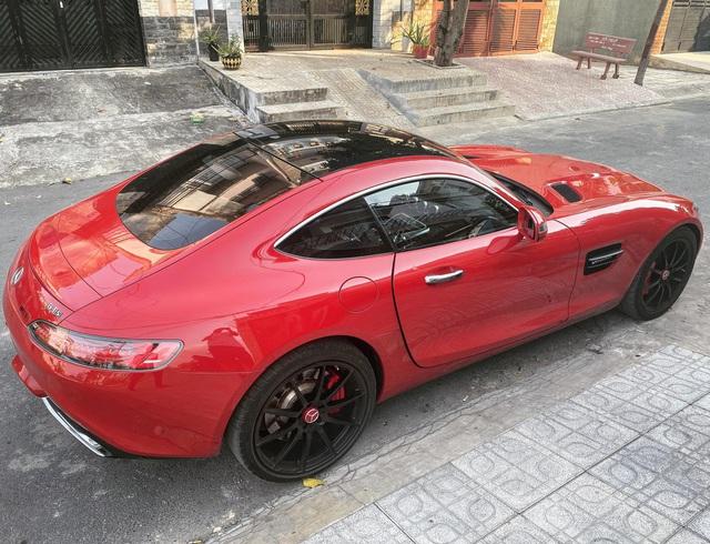 Mercedes-AMG GTS từng thuộc sở hữu Cường đô-la rao bán hơn 3 tỷ đồng, rẻ hơn 8,6 tỷ đồng xe mua mới chính hãng - Ảnh 2.