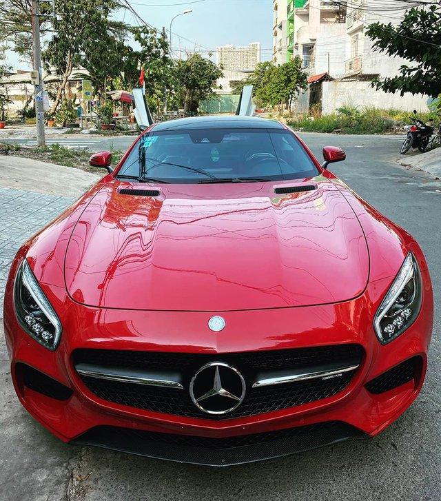 Mercedes-AMG GTS từng thuộc sở hữu Cường đô-la rao bán hơn 3 tỷ đồng, rẻ hơn 8,6 tỷ đồng xe mua mới chính hãng - Ảnh 4.