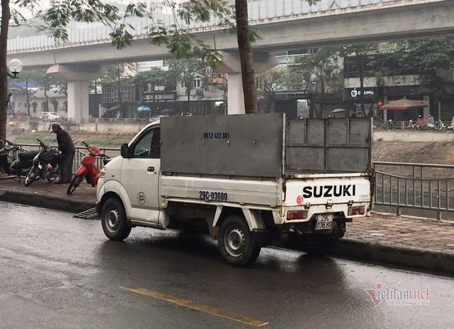 Từ 1/7, dân xe tải nhỏ cẩn trọng kẻo bị phạt nặng, tước bằng lái xe - Ảnh 1.