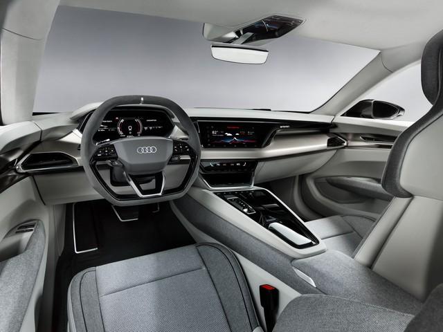 Biết gì về Audi E-Tron GT sắp ra mắt đấu Porsche Taycan? - Ảnh 2.