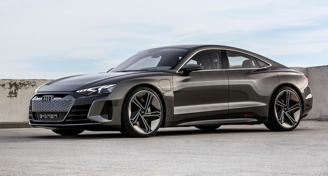 Biết gì về Audi E-Tron GT sắp ra mắt đấu Porsche Taycan? - Ảnh 3.