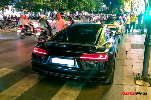Đại gia Bình Phước tậu Audi R8 V10 Plus từng thuộc sở hữu của Cường Đô-la - Ảnh 2.