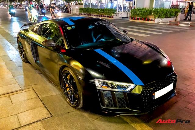 Đại gia Bình Phước tậu Audi R8 V10 Plus từng thuộc sở hữu của Cường Đô-la - Ảnh 1.