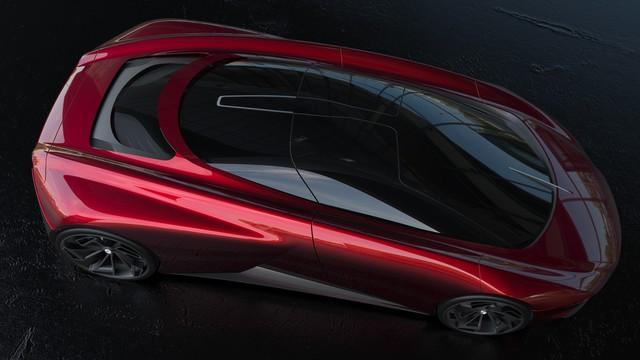 Siêu xe Mazda - Ý tưởng có thể đã thành hiện thực nếu không có COVID-19 - Ảnh 1.
