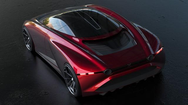 Siêu xe Mazda - Ý tưởng có thể đã thành hiện thực nếu không có COVID-19 - Ảnh 3.