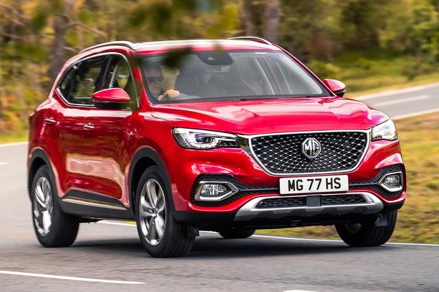 Lộ giá MG ZS và HS tại Việt Nam trước giờ G: Rải đều từ hơn 500 triệu đến 1 tỷ đồng, cạnh tranh Ford EcoSport, Mazda CX-5 - Ảnh 5.