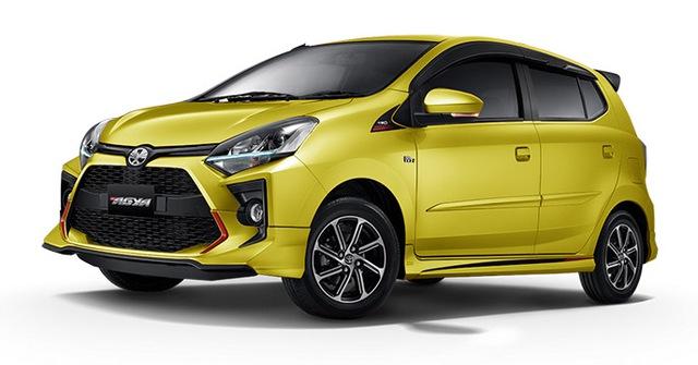 Toyota Wigo 2020 cận kề ngày về Việt Nam: Thiết kế hầm hố, thêm nhiều trang bị hiện đại cạnh tranh i10, Morning - Ảnh 6.