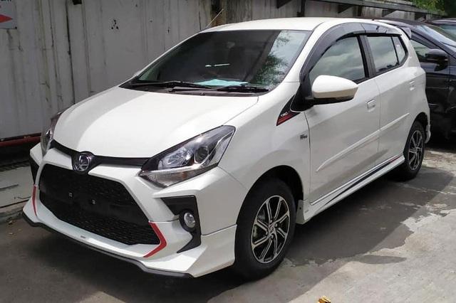 Toyota Wigo 2020 cận kề ngày về Việt Nam: Thiết kế hầm hố, thêm nhiều trang bị hiện đại cạnh tranh i10, Morning - Ảnh 1.