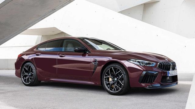 Đại lý BMW lý giải nguyên nhân khó bán 8-Series