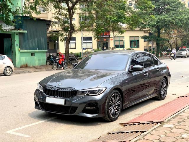 Tốn 233 triệu độ option xịn xò, chủ xe BMW 330i M Sport bán ngang giá mua mới khi vừa chạy 3.300 km - Ảnh 6.