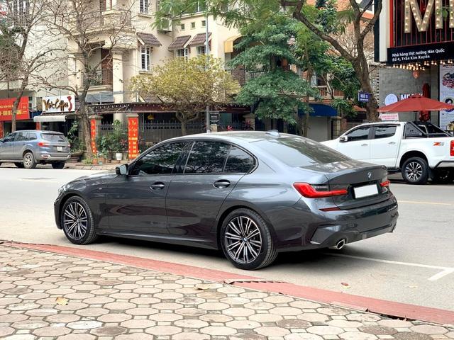 Tốn 233 triệu độ option xịn xò, chủ xe BMW 330i M Sport bán ngang giá mua mới khi vừa chạy 3.300 km - Ảnh 2.