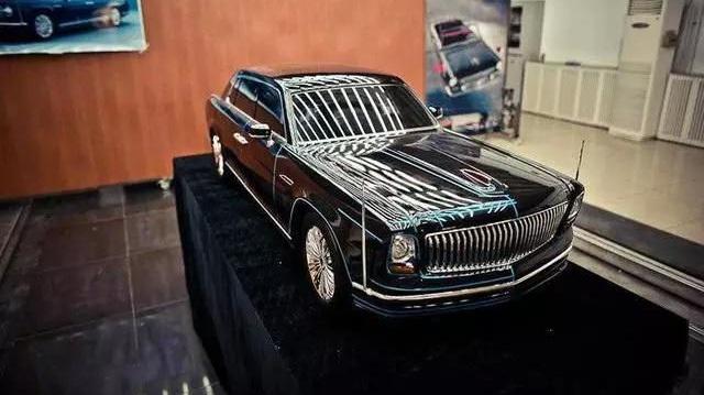 Hongqi L4 - Limousine sang chảnh mới của người Trung Quốc đấu Mercedes-Benz S-Class