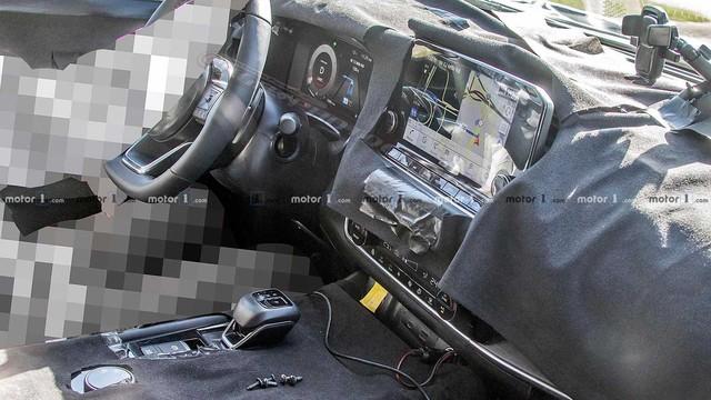 Nissan X-Trail đời mới lộ mặt: Thêm nhiều đồ chơi bên trong, tăng sức đấu Honda CR-V - Ảnh 3.