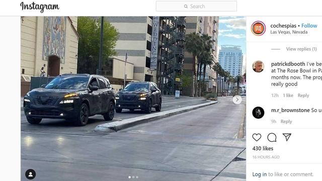 Nissan X-Trail đời mới lộ mặt: Thêm nhiều đồ chơi bên trong, tăng sức đấu Honda CR-V - Ảnh 1.