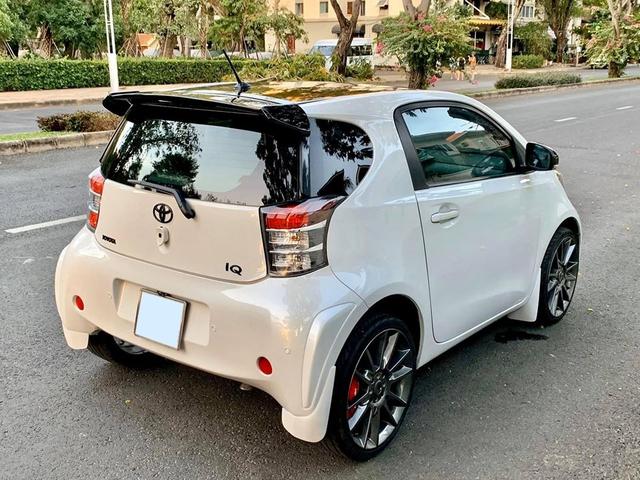 Toyota iQ nhập Mỹ 10 năm trước vẫn bán gần 700 triệu đồng: 9 túi khí, bạt ngàn option - Ảnh 3.