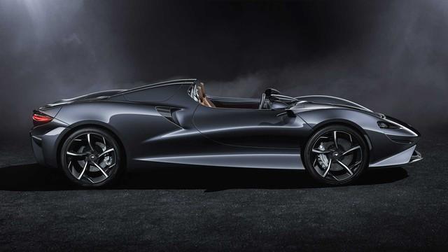 Đại gia lo ngại McLaren Elva không có kính chắn gió và đây là cách giải thích đầy thuyết phục của hãng - Ảnh 2.