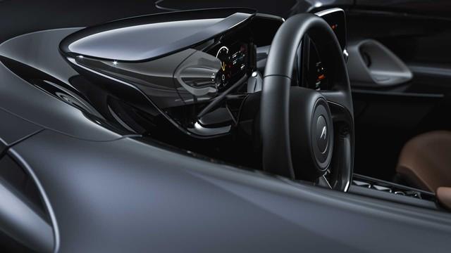 Đại gia lo ngại McLaren Elva không có kính chắn gió và đây là cách giải thích đầy thuyết phục của hãng - Ảnh 3.