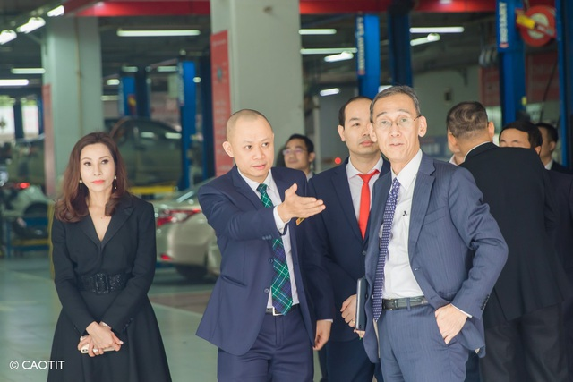 Toyota Việt Nam thay 'tướng' khi đang bị ép sân - Ảnh 2.