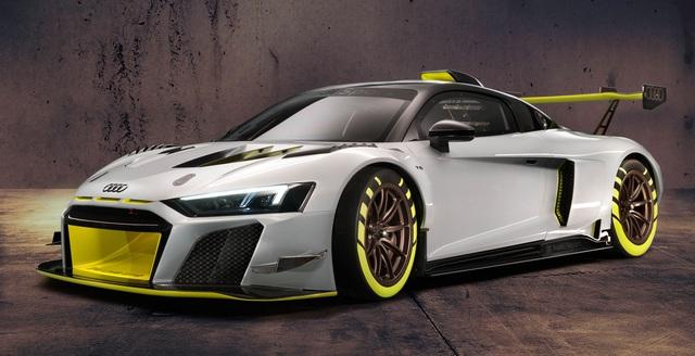 Audi R8 được đăng ký bản quyền phiên bản địa ngục xanh, dự báo ngày khai tử đã đến? - Ảnh 1.