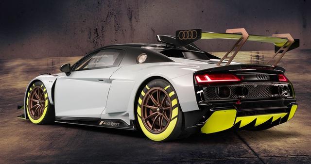 Audi R8 được đăng ký bản quyền phiên bản địa ngục xanh, dự báo ngày khai tử đã đến? - Ảnh 2.