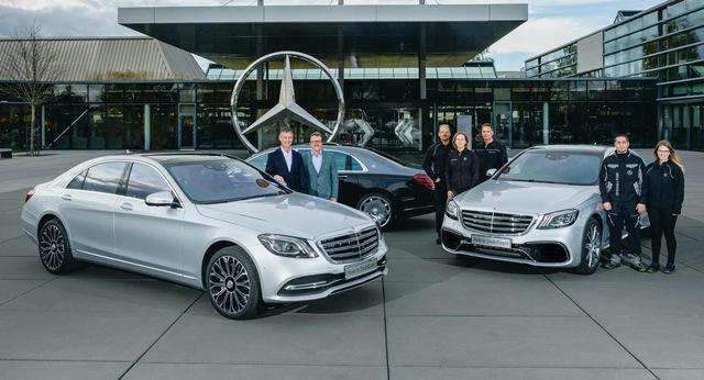 Trước khủng hoảng COVID-19, Mercedes-Benz mạnh dạn tuyên bố không cần hỗ trợ - Ảnh 1.