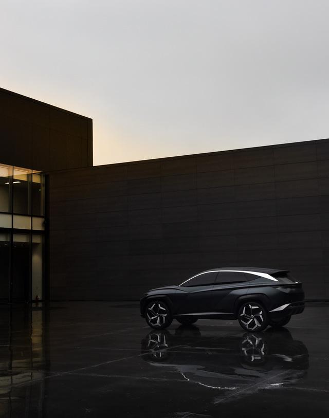 Hé lộ nội thất Hyundai Tucson thế hệ mới sang xịn không kém cạnh Elantra - Ảnh 5.