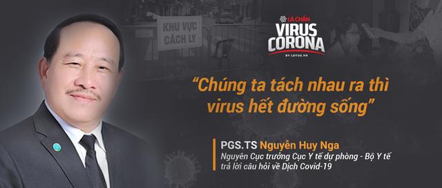 Nguyên Cục trưởng Cục Y tế dự phòng chỉ cách khiến virus gây ra Covid-19 hết đường sống - Ảnh 1.