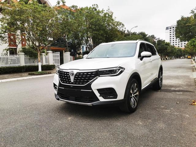 Chi tiết Brilliance V7 giá 738 triệu đồng tại Việt Nam: Đấu Honda CR-V và Mazda CX-5 bằng option và giá rẻ - Ảnh 2.