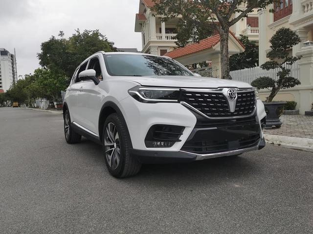Chi tiết Brilliance V7 giá 738 triệu đồng tại Việt Nam: Đấu Honda CR-V và Mazda CX-5 bằng option và giá rẻ - Ảnh 3.