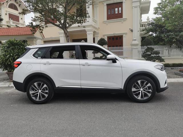 Chi tiết Brilliance V7 giá 738 triệu đồng tại Việt Nam: Đấu Honda CR-V và Mazda CX-5 bằng option và giá rẻ - Ảnh 4.