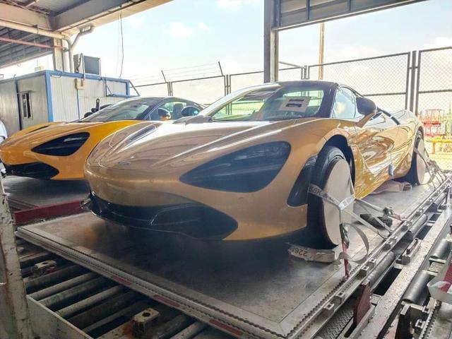Hành trình siêu xe ASEAN Rally hoãn tổ chức nhưng bộ đôi McLaren 720S Spider vẫn kịp về nước - Ảnh 4.