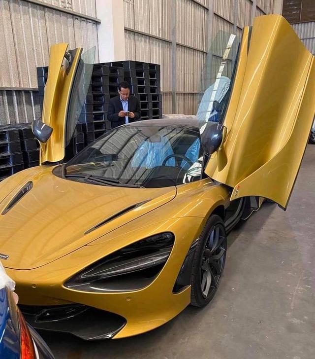 Hành trình siêu xe ASEAN Rally hoãn tổ chức nhưng bộ đôi McLaren 720S Spider vẫn kịp về nước - Ảnh 3.