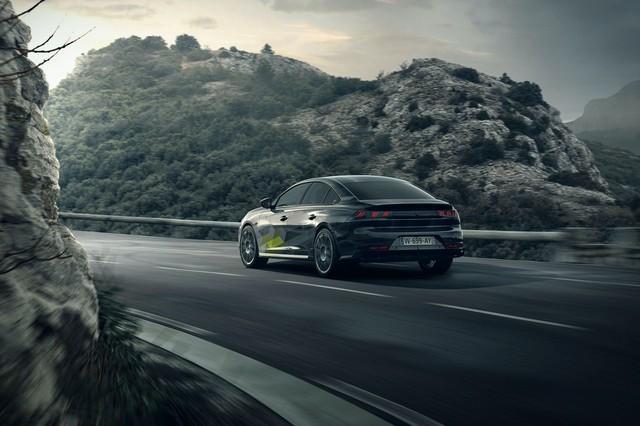 Peugeot 508 Sport Engineered tung thêm ảnh làm fan thèm muốn, chỉ chờ ngày mở bán tại Việt Nam - Ảnh 5.