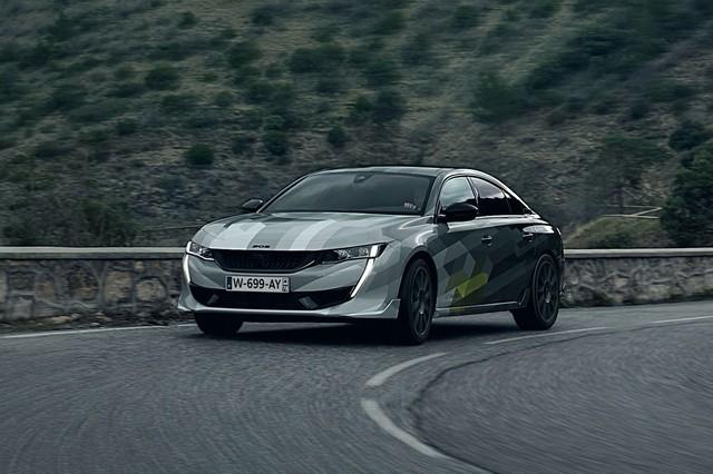 Peugeot 508 Sport Engineered tung thêm ảnh làm fan thèm muốn, chỉ chờ ngày mở bán tại Việt Nam - Ảnh 2.