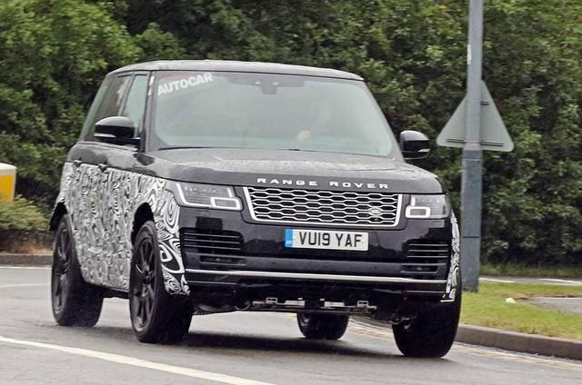Range Rover bỏ bản V8 diesel, thay bằng động cơ vượt trội về mọi mặt - Ảnh 1.