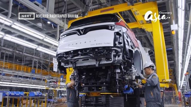 Discovery Asia làm chương trình về VinFast: Đây không phải một sản phẩm xào nấu từ các xe khác - Ảnh 2.