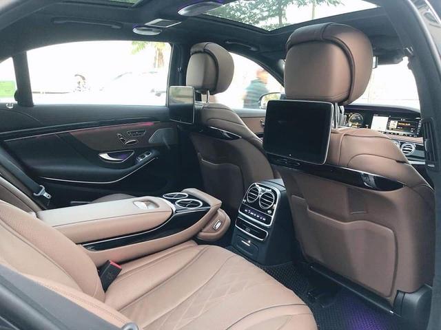 Mới chạy 6.500 km, đại gia Việt bán Mercedes-Benz S 450 Luxury với giá 'rẻ hơn 1 tỷ đồng' - Ảnh 3.