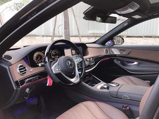 Mới chạy 6.500 km, đại gia Việt bán Mercedes-Benz S 450 Luxury với giá 'rẻ hơn 1 tỷ đồng' - Ảnh 2.