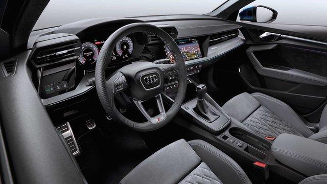 Audi A3 Sportback 2021 ra mắt, gây bất ngờ bằng nội thất mang chất Lamborghini - Ảnh 7.