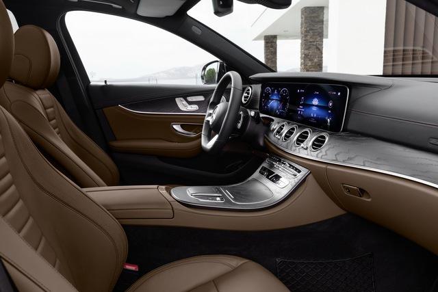 Mercedes-Benz E-Class 2021 ra mắt với thiết kế hiếu chiến và công nghệ hiện đại, tăng sức ép trước BMW 5-Series - Ảnh 8.
