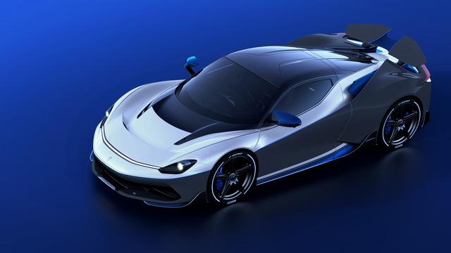 20 xe đắt nhất thế giới: Có 1 cái tên xuất hiện ở Việt Nam - Ảnh 9.