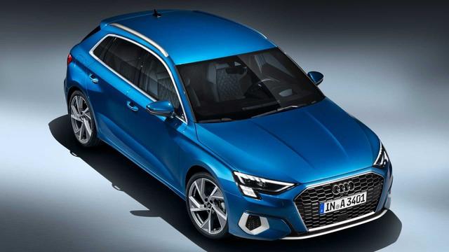 Audi A3 Sportback 2021 ra mắt, gây bất ngờ bằng nội thất mang chất Lamborghini - Ảnh 5.